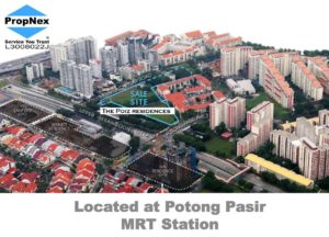 The Poiz Residences Location